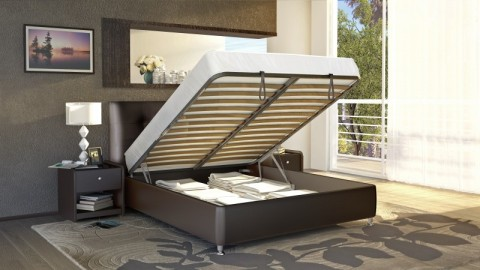 Комплект кровати с подъемным механизмом
